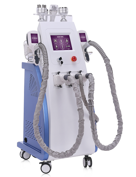 2020 new arrivals three handles cryolipolysis fat freezing fat burning beauty machine