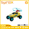 New arrival 5 channel interesting cartoon mini rc flying car with lights