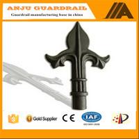 AJ-spear 023 security fence decoration,cast iron decoration,fence parts