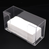 Customized acrylic napkin holder/napkin holder plastic /napkin holder for restaurant and home