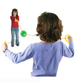 1PC LOT Jumbo speed ball Spring toys Team games Birthday gift for kids Outdoor toys Movement