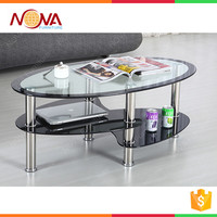living room used end table with metal steel glass end table small
