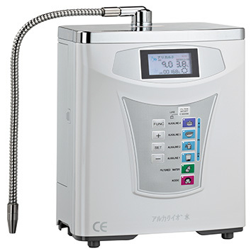 alkaline water machine japan