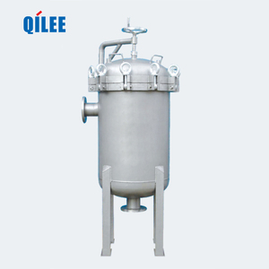 Liquid cartridge ss316 filter housing for paper industry