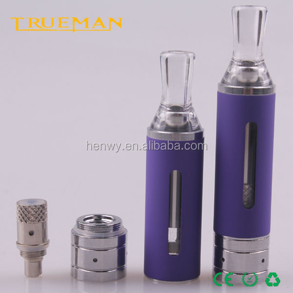 ego vaporizer pen replaceable bottom double coil a3 atomizer mt3 evod tank