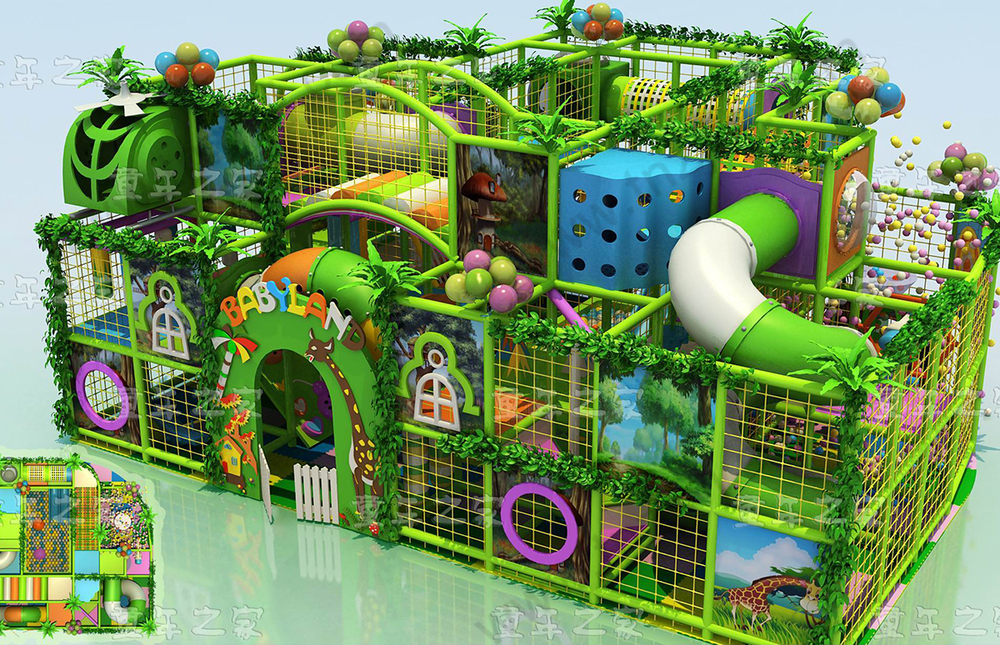 Ihram Kids For Sale Dubai: Lldpe Plastic Jungle Gym Indoor Playground Kids Plastic