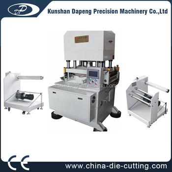 electronic die cutting machine
