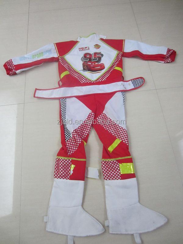 Formula 1 Racing Car Driver Toddler Childrens Fancy Dress Costume age 2-3