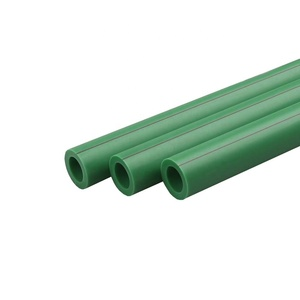 low price sizes in mm 20mm 25mm 32mm ppr pipe pn10 pn 20 socket fusion type 3 inch ppr pipes polypropylene pipe high grade