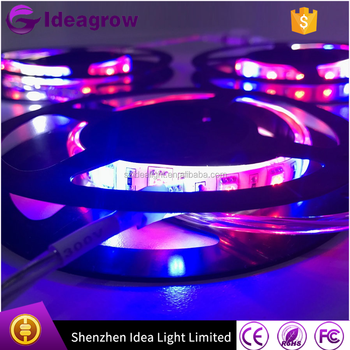 Ideagrow Greenhouse Solar Plant Lighting Strips Led Grow Light For Flower And Fruit