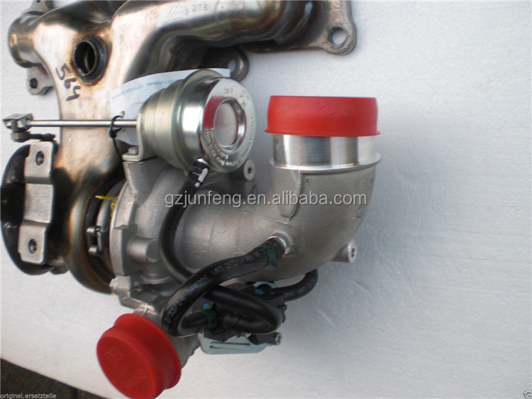 Turbocharger For Ford Car D5 Engine K03 Turbo 53039880237 - Buy K03  Turbo,53039880237,Turbocharger For Ford Car D5 Engine Product on Alibaba com
