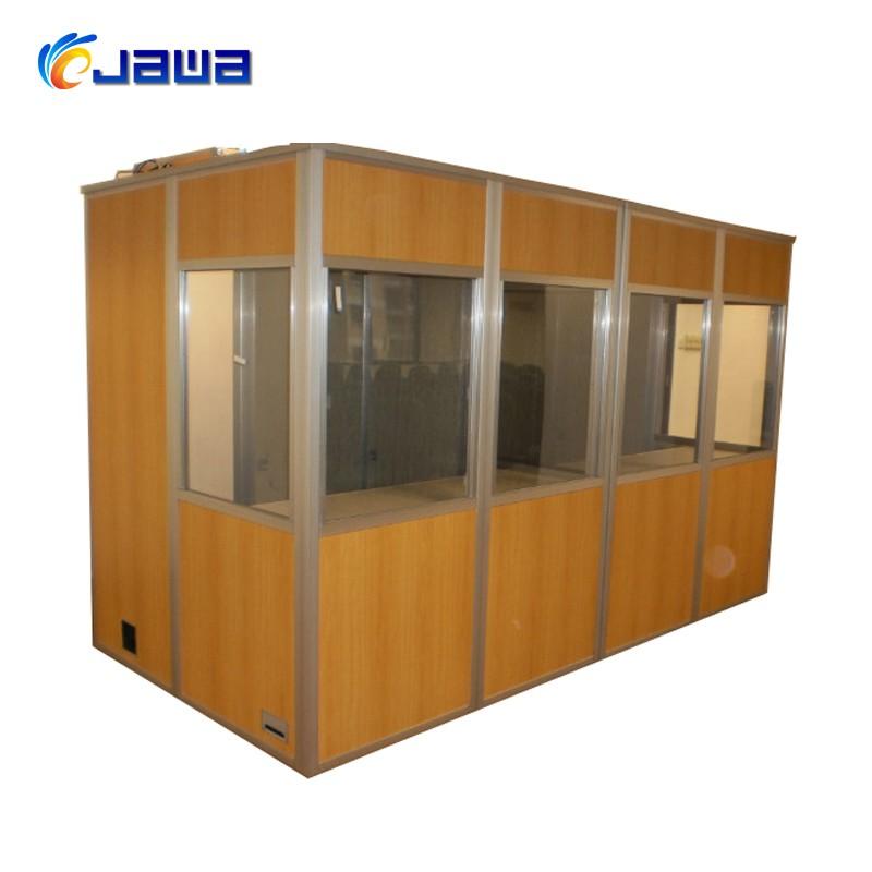 Ir taal distributiesysteem voor tolk booth