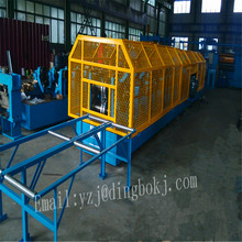 Full automatic C Z shape interchangeable steel purlin roll forming machine
