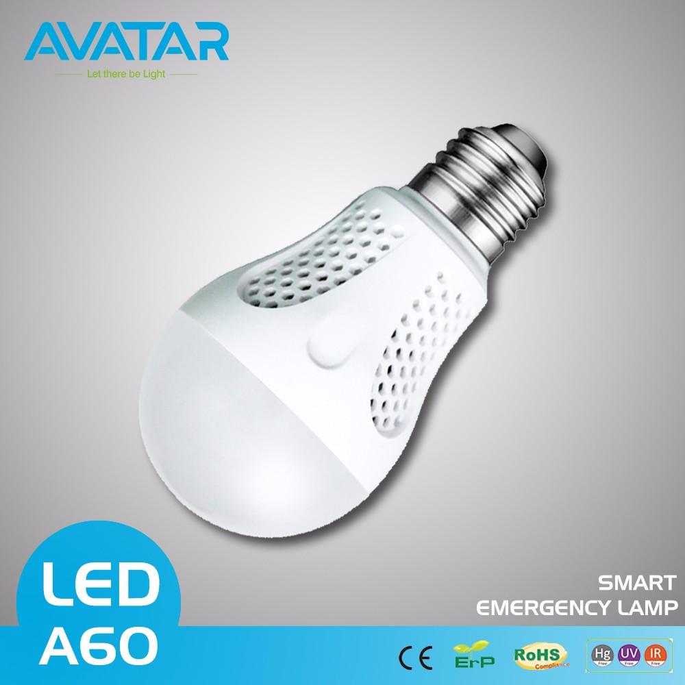 Avatar plastic led bulb led grow bulbsb22 led lamp bulb led t8 bulbs