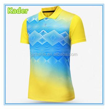 182489dd6 Custom Sublimated Sports Polo Shirt,Polyester Full Printing T Shirt ...