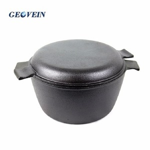 Wholesale Cast Iron Stone Biryani Cooking Pot