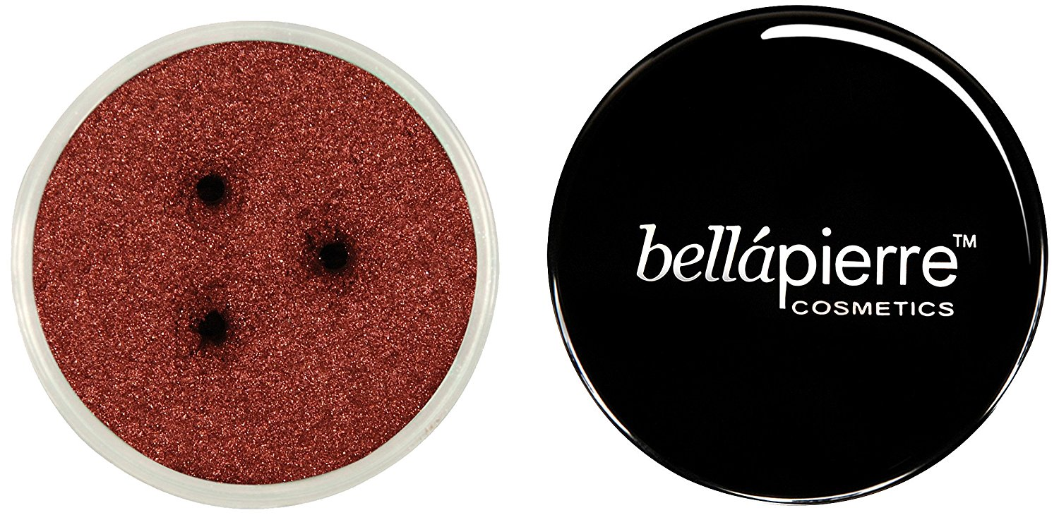 Bella Pierre Shimmer Powder, Jadoo, 2.35-Gram