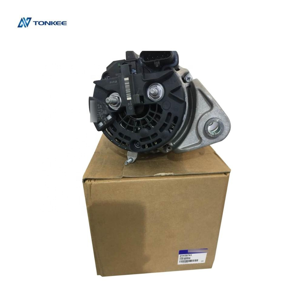 Genuine Engine Alternator EC210B EC240B EC290B EC360B alternator VOE 21429783