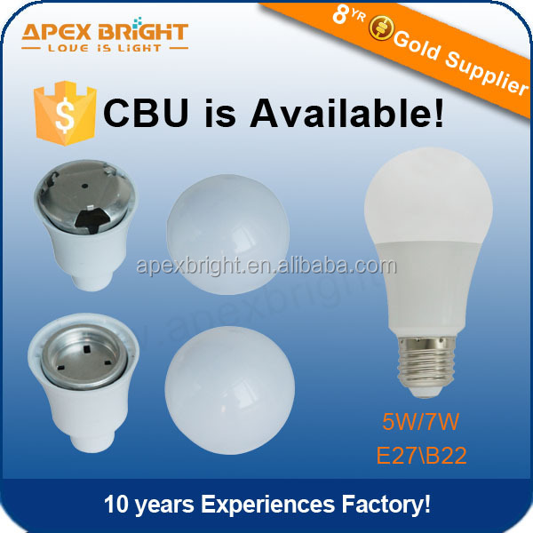 cheap led bulb parts, led bulb housing