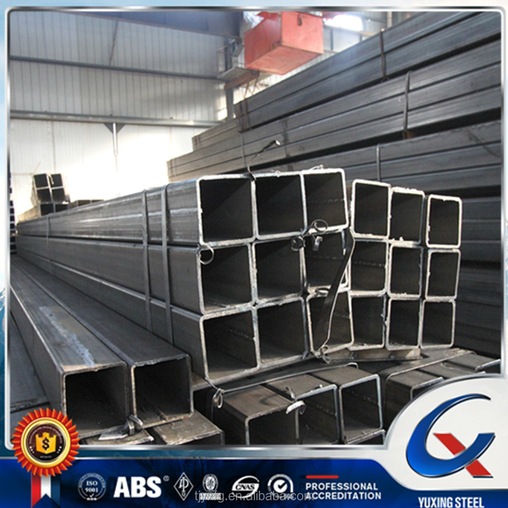SQUARE HOLLOW PIPE 10X10-100X100 STEEL SQUARE TUBE SUPPLIER