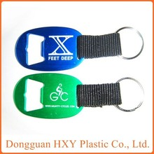 OEM fashionable golf ball keychain, golf ball bottle opener, wine opener keychain