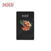 Factory price standard card size pvc plastic rfid smart card