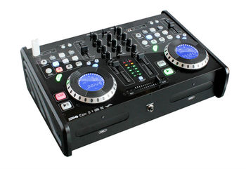 Professional CD USB SD MP3 Audio DJ Mixer Player CDM-500CTUSB player