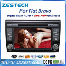 ZESTECH 2013 Special in dash touch screen radio tv car dvd radio for Fiat Bravo