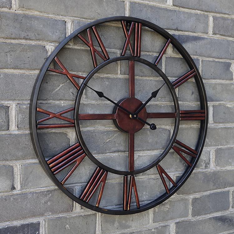 industrielle mur horloges achetez des lots petit prix industrielle mur horloges en provenance. Black Bedroom Furniture Sets. Home Design Ideas
