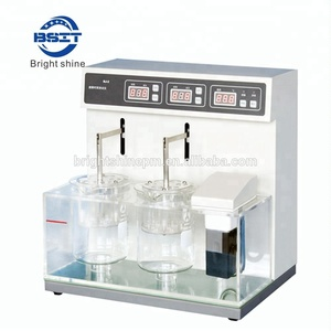 BJ-2/BJ-II disintegration tester machine used for detecting disintegration of solid