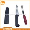 wooden spoon fork knife tool set stainless steel bbq tools set