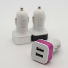 High Quality 5V 2.1+1A fast car charger dual USB Fast Charging phone charger