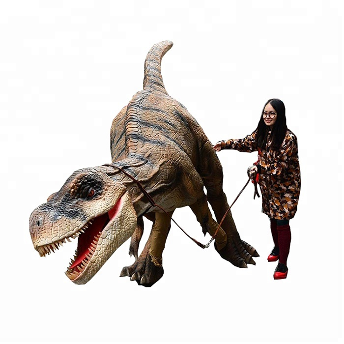 Life Size Adult Realistic Dinosaur Costume <strong>for</strong> <strong>Sale</strong>