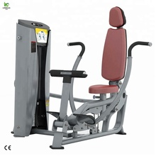 Seated Chest Press Commercial Fitness Equipment Gym