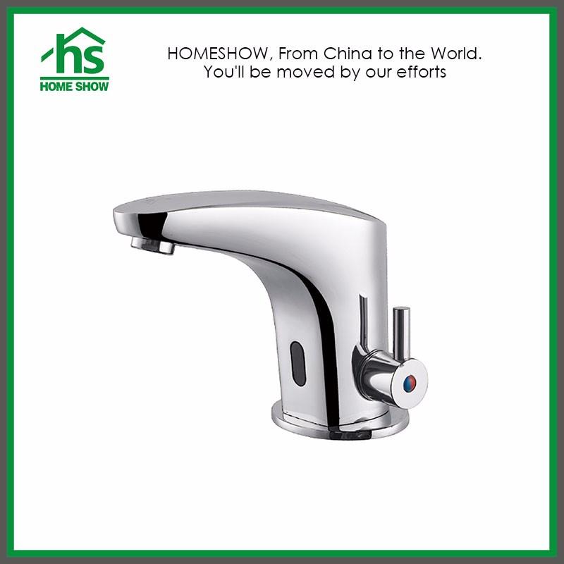 Deck Mounted Automatic Shut Off Motion Sensor Faucet - Buy Sensor ...