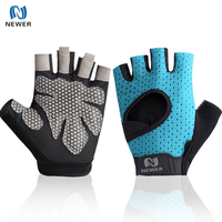 Neoprene wholesale sports fitness training hand women men ventilated customized logo wrist gym weight lifting gloves