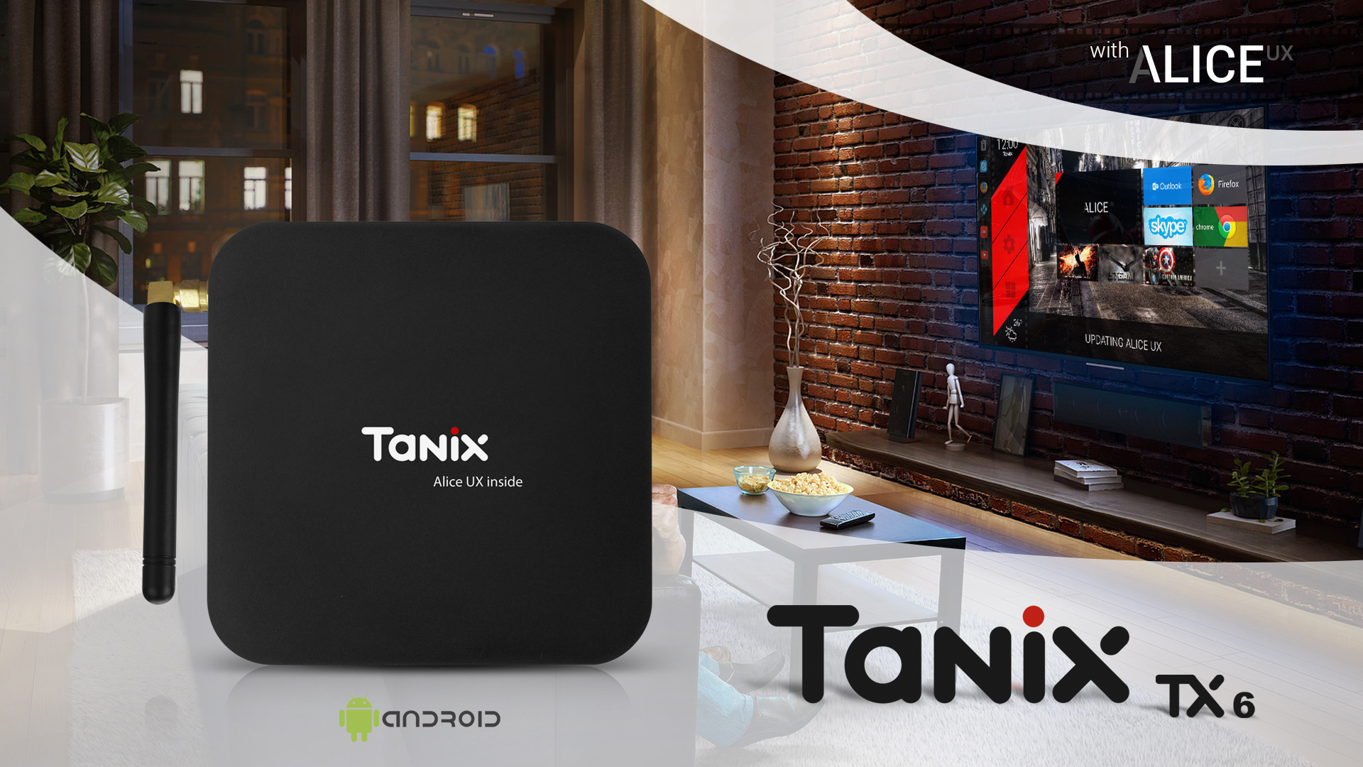 Shenzhen factory STB 4K TX6 H6 Smart OTT Android TV Box tx6 in set top box download user manual for android tx6 tv box