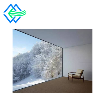 New Arrivals Large ultra clear glass price Building Oversize Glass Panel