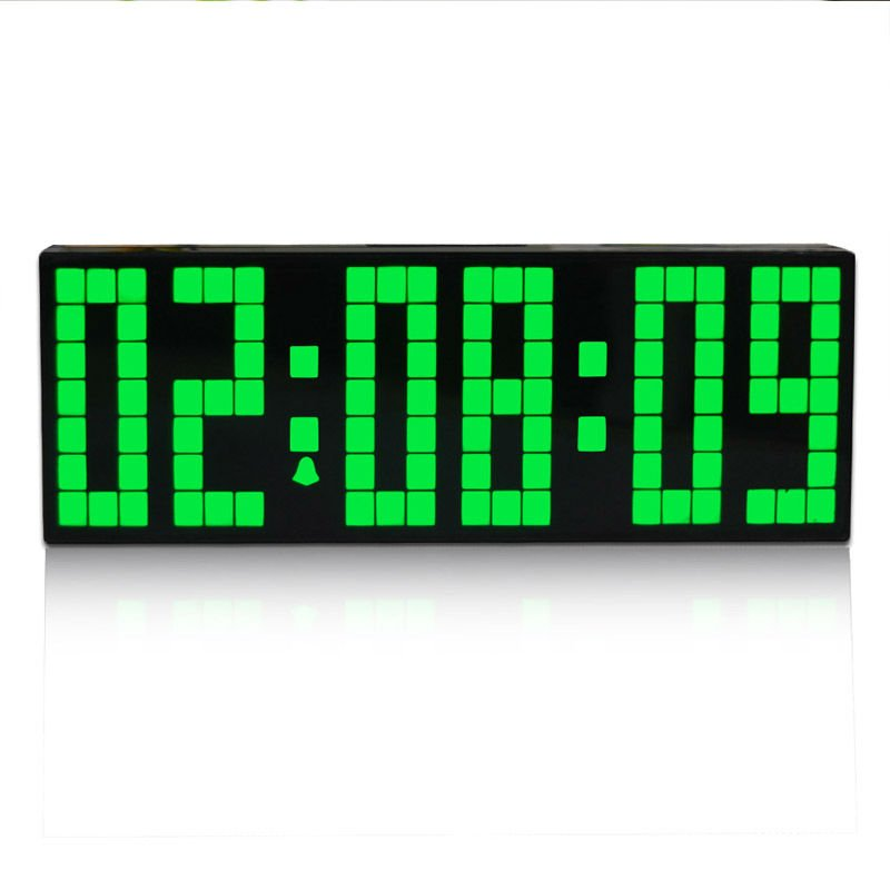Modern Digital Multifunction Alarm Clock Large LED Digital ...