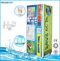 China Supplier 24H Self Service Advanced Drinking Water Vending Machine