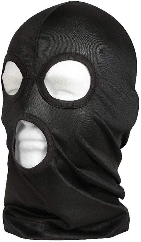 RapDom Balaclava Single Hole Face Biker Ninja Masks Tactical Convertible Wrap