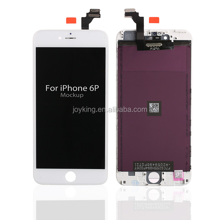100% Guarantee Replacement LCD Display Touch Screen Digitizer Assembly for iPhone 6 Plus 5.5 for iPhone6 LCDS Touch Screen Panel