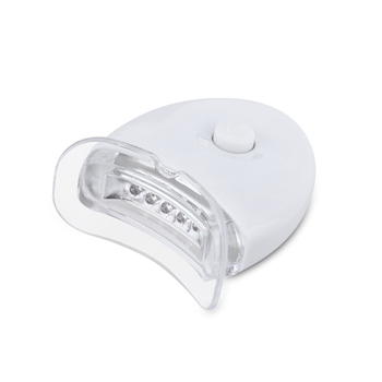 Fda Teeth Whitening 5 Led Light Lamp Accelerator With Mouth Tray