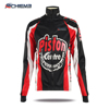 OEM wholesale winter cycling clothing, cycling wear set,customized sublimation bike wear sublimation cycling wear