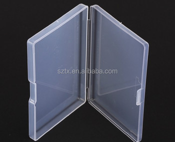 Clear Plastic Business Card Storage Box For Business Card Buy