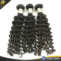 Silky Deep Wave Top Quality 100% European Remy Virgin Human Hair Weft