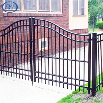 Metal Fence Gates Modern House Gate Design