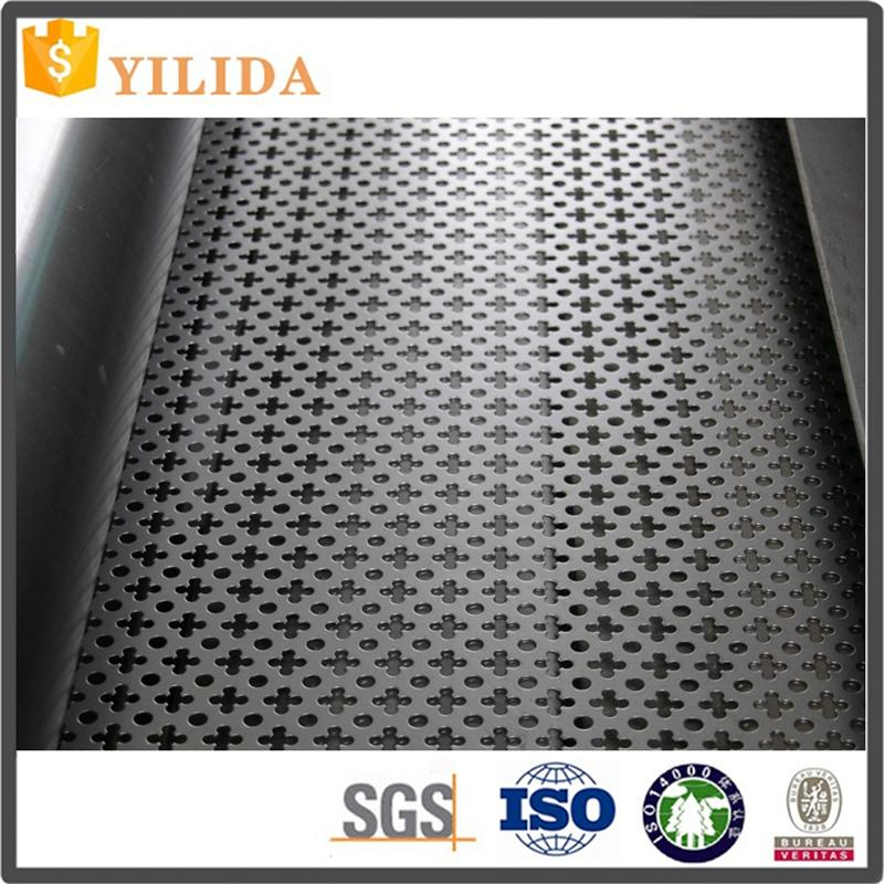 walkway metal perforated screen fabrication with Trade Assurance