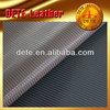 stripe raw material for shoes PU synthetic leather new wholesale faux leather fabric