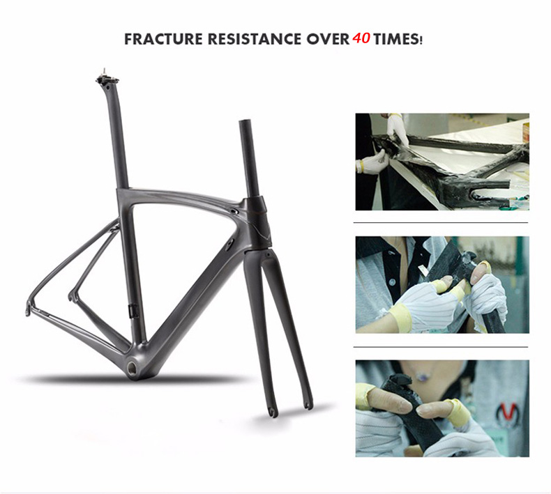 High quality Carbon fiber frame road bike